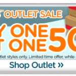 Crocs Deal of the Day: But One Get One 50% Off Outlet