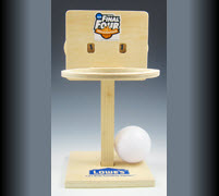 Lowe's Build and Grow Clinic: Tabletop Basketball Game