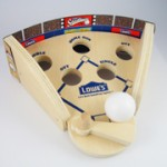Lowe's Free Build and Grow Clinic: Mini Baseball Game