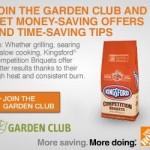 Home Depot Garden Club: Money Saving Coupons