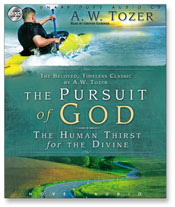The Pursuit of God by A.W. Tozer: Free Audiobook Download from Christianaudio.com