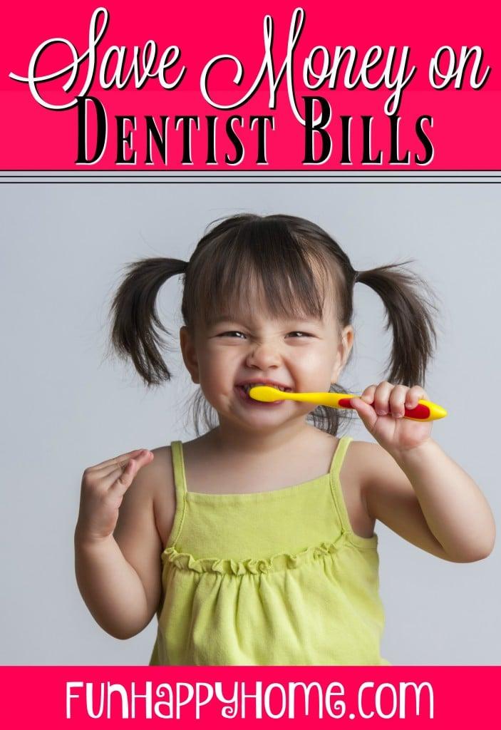 Save money on dentist bills