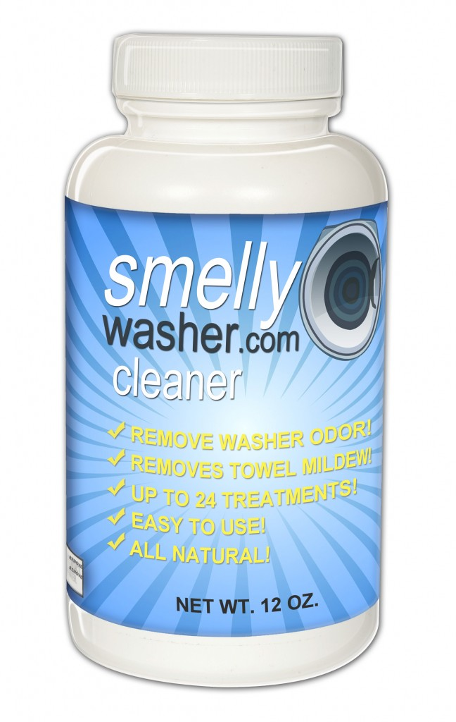 Smelly Washer Review and Giveaway {CLOSED}