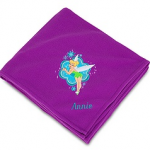Today Only: Personalized Disney Fleece Throw Only $12 Shipped