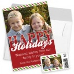 Great Gift Idea: Custom Photo Postage Stamps