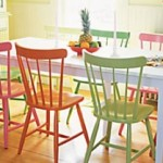 Simplified Decorating: How to paint and distress furniture