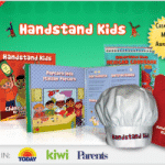 $32 worth of cookbooks & gear for your littlest chef from HandstandKids.com for only $16