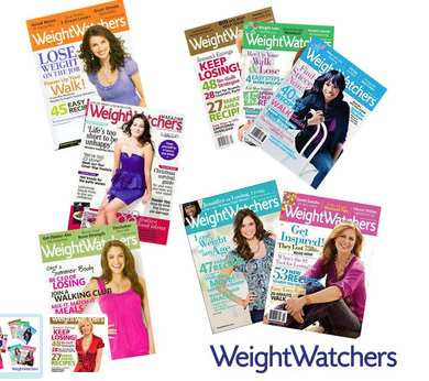 Weight Watchers Magazine Only $2.99/year