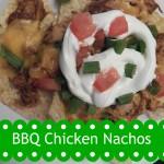 BBQ Chicken Nachos Recipe