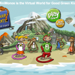 MiniMonos: An EcoFabulous Virtual World for Kids That Gives Back {Review}