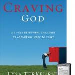 Free eBook: Craving God by Lysa Terkeurst