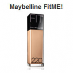 Free Sample of Maybelline FitME Foundation