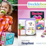 $30 of Personalized Children's Gifts from Frecklebox.com for $15