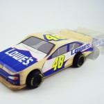 Lowes Build & Grow Clinic: Free Pull Back #48 Racecar