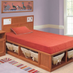 Twin Storage Bed Only $107.99 with FREE Shipping (regularly $348.99)