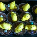Cocoa Krispie Easter Treats