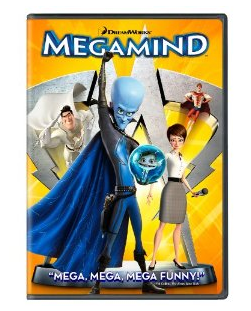 Megamind DVD Only $6.99 Shipped