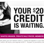 RueLaLa: Free $20 Credit = Free Stuff