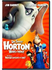 Dr. Seuss Horton Hears a Who DVD Only $6.99 Shipped