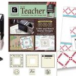 Great Custom Teacher Gift