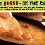 Chili's: Free Chips & Queso {May 2-4}