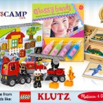 $25 of Melissa & Doug, Leap Frog, Klutz, and Lego Toys for only $10