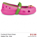 Crocs Sale at Zulily
