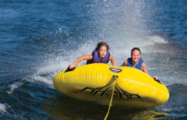 Rave Sports 'towable rafts' on sale at HomeSav