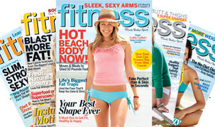 2 Year Subscription to Fitness Magazine Only $7