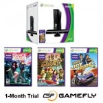 Xbox 360 with Kinect & 3 games for $299.99