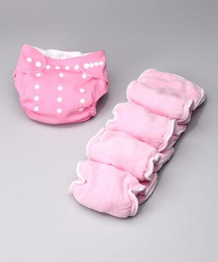 Cloth Diaper Sale at Zulily