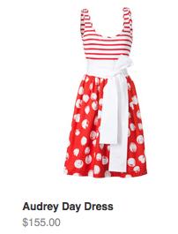 Audrey Day Dress