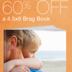 Walgreens: 60% Off Photo Brag Books {8/12 Only}