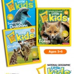 1 Yr. National Geographic Little Kids Subscription for $7
