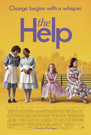 The Help Movie in Theaters August 10th