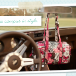Vera Bradley 100 Handbag Only $29 {8/9 Only}