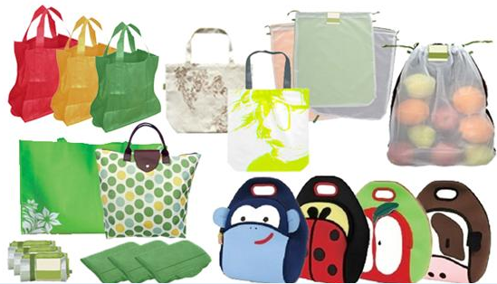 Free Eco-Friendly Reusable Bags for SaveMore Members