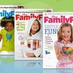 Family Fun Magazine $3.99 Per Year