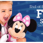 The Disney Store: Free Shipping and 10% Cashback {Labor Day Only}