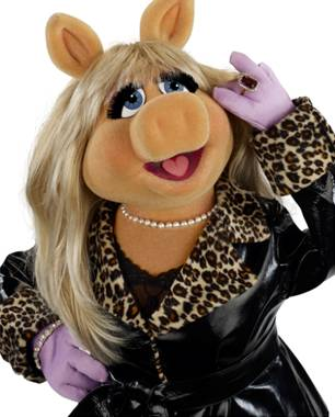 Interview with Miss Piggy About Her Upcoming Movie