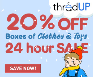 Thred Up 20% Off