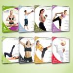 2 Fitness DVD Packs for $14