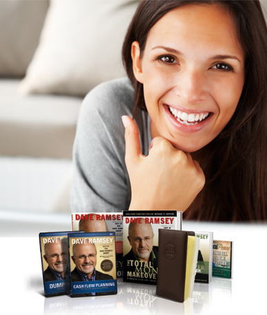 Dave Ramsey Money Education Bundle for $45 Shipped