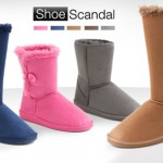 Pair of Stylish Australian Inspired Boots Only $22