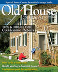Old House Journal Only $3.65 Per Year (1/7 Only)