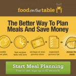 Free Menu Planning Resource: Food on the Table