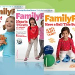 Family Fun Magazine Subscription $6 Per Year