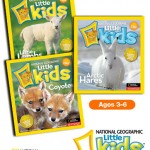 National Geographic Little Kids $8 Per Year