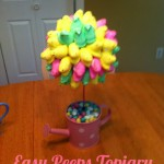 Peeps Topiary {Tutorial}
