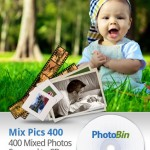 Get 400 Mixed Photos Scanned to CD for $49
